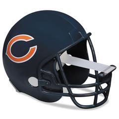 "Scotch NFL Helmet Tape Dispenser, Chicago Bears, Plus 1 Roll Tape 3/4"" x 350"""