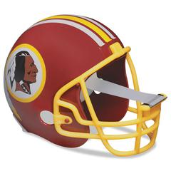"Scotch NFL Helmet Tape Dispenser, Washington Redskins, Plus 1 Roll Tape 3/4"" x 350"""