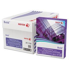Xerox Bold Digital Printing Paper, 8 1/2 x 11, White, 500 Sheets/RM