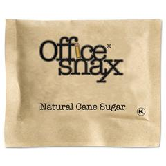 Natural Cane Sugar, 2000 Packets/Carton