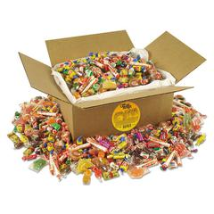 All Tyme Favorites Candy Mix, Individually Wrapped, 10 lb Value Size Box