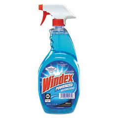 Windex Powerized Glass Cleaner with Ammonia-D, 32oz Trigger Bottle