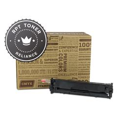Reliance RPT RELCE320A Remanufactured CE320A Toner, 2000 Page-Yield, Black