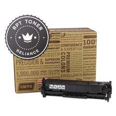 Reliance RPT RELCC530A Remanufactured CC530A Toner, 3500 Page-Yield, Black