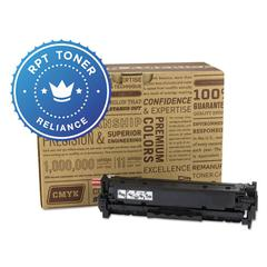 Reliance RPT RELCE411A Remanufactured CE411A Toner, 2200 Page-Yield, Cyan
