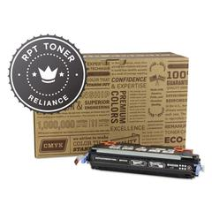 Reliance RPT RELQ6470A Remanufactured Q6470A Toner, 6000 Page-Yield, Black