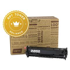 Remanufactured CE412A (305A) Toner, Yellow