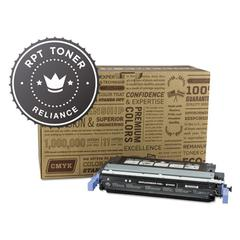 Reliance RPT RELQ6460A Remanufactured Q6460A Toner, 12000 Page-Yield, Black