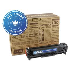 Reliance RPT RELCC531A Remanufactured CC531A Toner, 2800 Page-Yield, Cyan