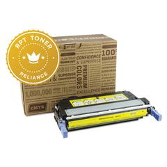 Reliance RPT RELQ5952A Remanufactured Q5952A Toner, 10000 Page-Yield, Yellow