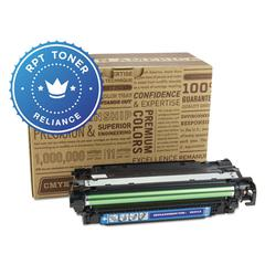 Reliance RPT RELCE251A Remanufactured CE251A Toner, 7000 Page-Yield, Cyan