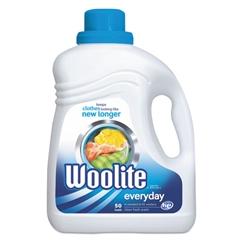 WOOLITE Everyday Laundry Detergent, 100 oz Bottle