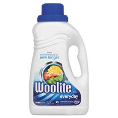 WOOLITE Everyday Laundry Detergent, 50oz Bottle
