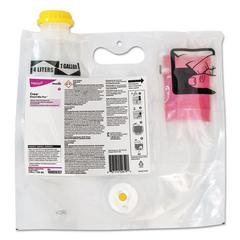 Crew Concentrated Shower, Tub & Tile Cleaner, Fresh Scent, 81 mL Bag, 2/Carton