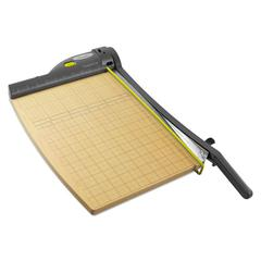 ClassicCut 15-Sheet Laser Trimmer, Metal/Wood Composite Base, 12 x 15