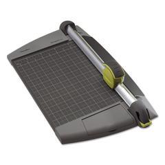 Swingline SmartCut EasyBlade Plus Rotary Trimmer, 15 Sheets, Metal Base, 11 1/2 x 20 1/2