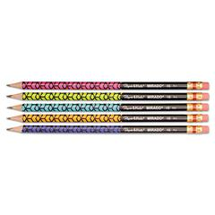 Mirado Design Pencil, HB, Assorted, 5/Pack