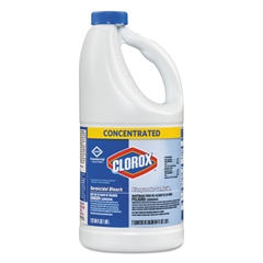 Concentrated Germicidal Bleach, Regular, 64oz Bottle