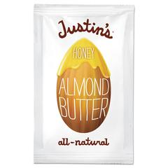 Honey Almond Butter, 1.15 oz Squeeze Pack, 10/Box