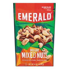 Deluxe Mixed Nuts, 5 oz Pack, 6/Carton