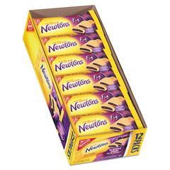 Nabisco Original Fig Newtons, 2 oz Pack, 12/Box