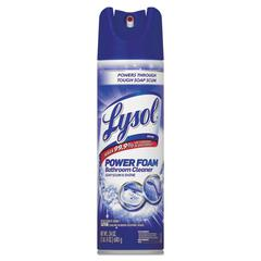 Power Foam Bathroom Cleaner, 24oz Aerosol