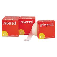 "Universal Invisible Tape, 3/4"" x 1000"", 1"" Core, Clear, 6/Pack"