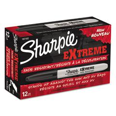 Extreme Marker, Fine Point, Black, Dozen