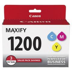 Canon 9232B005 (PGI-1200) Ink, Cyan/Magenta/Yellow