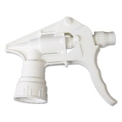 "Trigger Sprayer 250 f/24 oz Bottles, White, 8""Tube, 24/Carton"