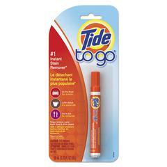 Tide To Go Stain Remover Pen, 0.338 oz Pen