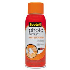 Photo Mount Spray Adhesive, 10.25 oz, Aerosol