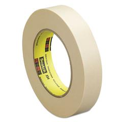"General Purpose Masking Tape 234, 18mm x 55m, 3"" Core, Tan"