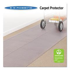 ES Robbins Carpet Runner, 36 x 240, Clear