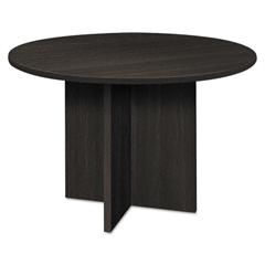 BL Laminate Series Round Conference Table, 48 dia. X 29 1/2h, Espresso