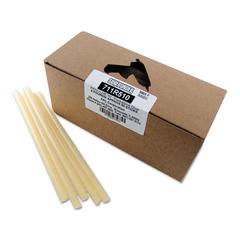 "Packaging Glue Sticks, 5 lb Box, 10"", Amber, 90/Box"