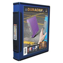 "DuraGrip Binders, 1"" Capacity, Blue"