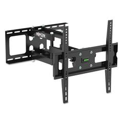 "Wall Mount, Full Motion, Steel/Aluminum, 26"" to 55"", Black"