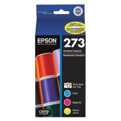 Epson T273520 (273) Claria Ink, Tri-Color