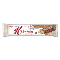 Kellogg's Special K Protein Meal Bar, Chocolate/Peanut Butter, 1.59oz, 8/Box