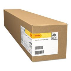 "Premium Photo Paper, 10mil, Solvent, Glossy, 61"" x 100 ft"