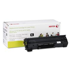 006R03250 Remanufactured CF283A (83A) Toner, 1500 Page-Yield, Black