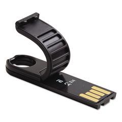 Store 'n' Go Micro USB 2.0 Drive Plus, 8 GB, Black