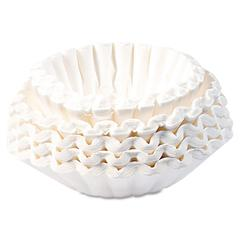 BUNN Commercial Coffee Filters, 12-Cup Size, 1000/Carton