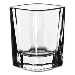 Prism Shot Glasses, 2 oz, Clear, 72/Carton
