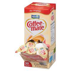Original Creamer, 0.375 oz., 50 Creamers/Box, 4 Boxes/Carton
