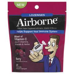 Immune Support Lozenge, Berry Flavor, 20/Pack
