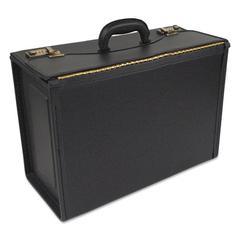 Tufide Classic Catalog Case, 22-1/4 x 8-3/4 x 13-1/2, Black