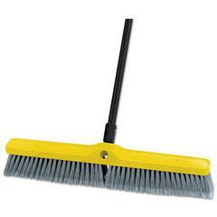 "Medium Floor Sweeper Head, 24"", Polypropylene/Tampico, 12/Carton"