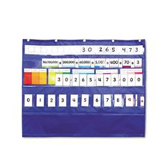 Place Value Pocket Chart, 33 1/2 x 26 1/4